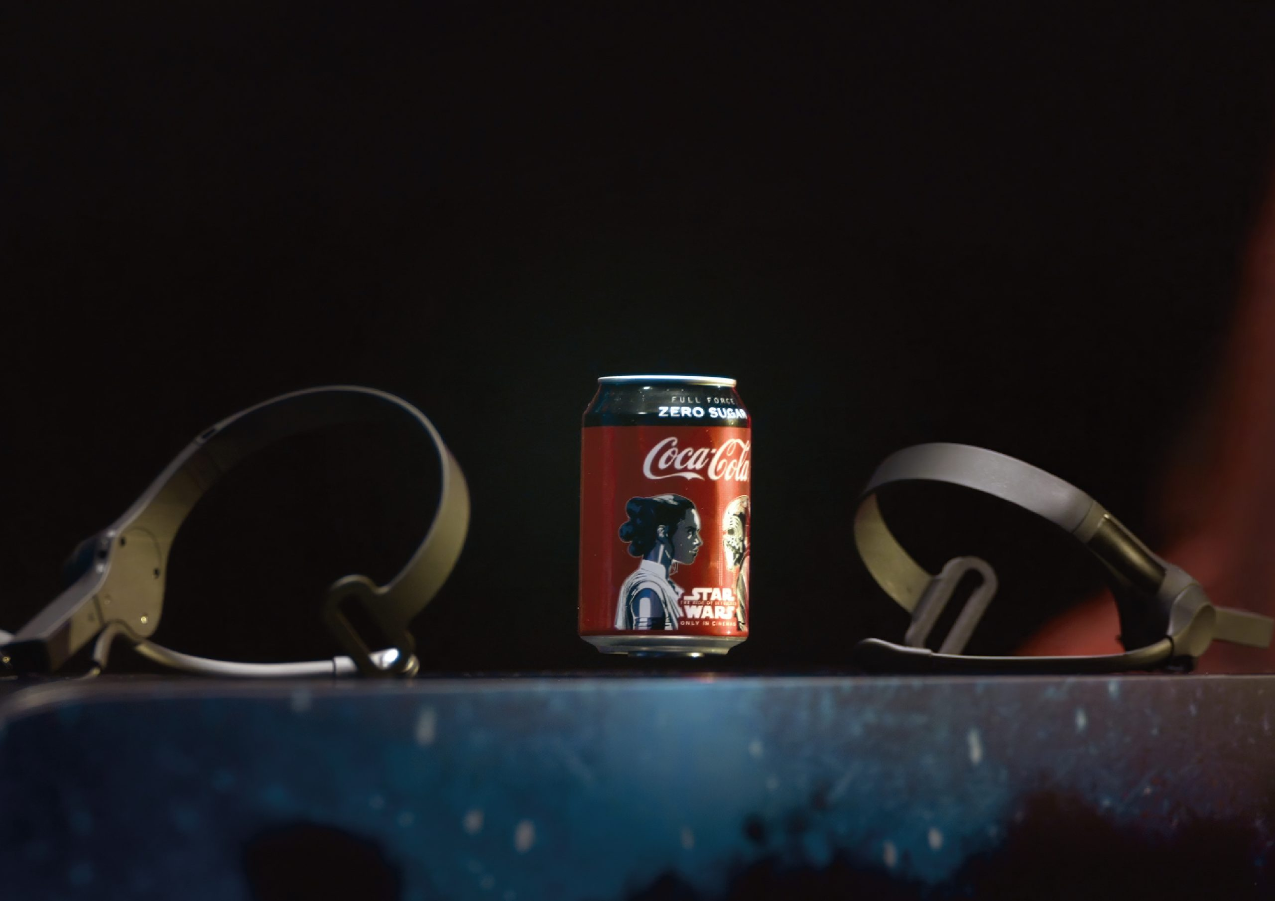 FEEL THE FORCE MACHINE – COCA-COLA