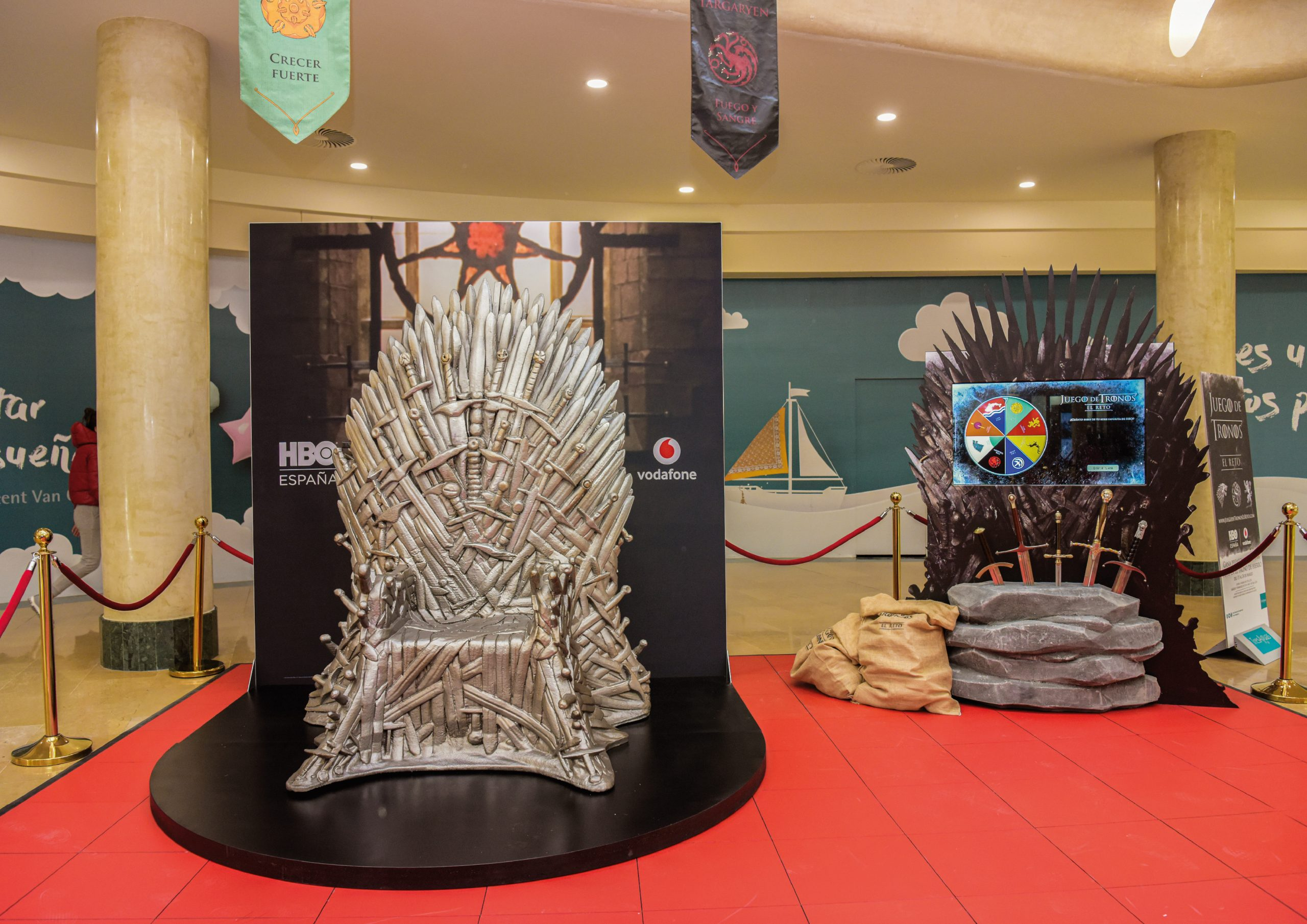 ESCAPE ROOMS ON TOUR – GAME OF THRONES