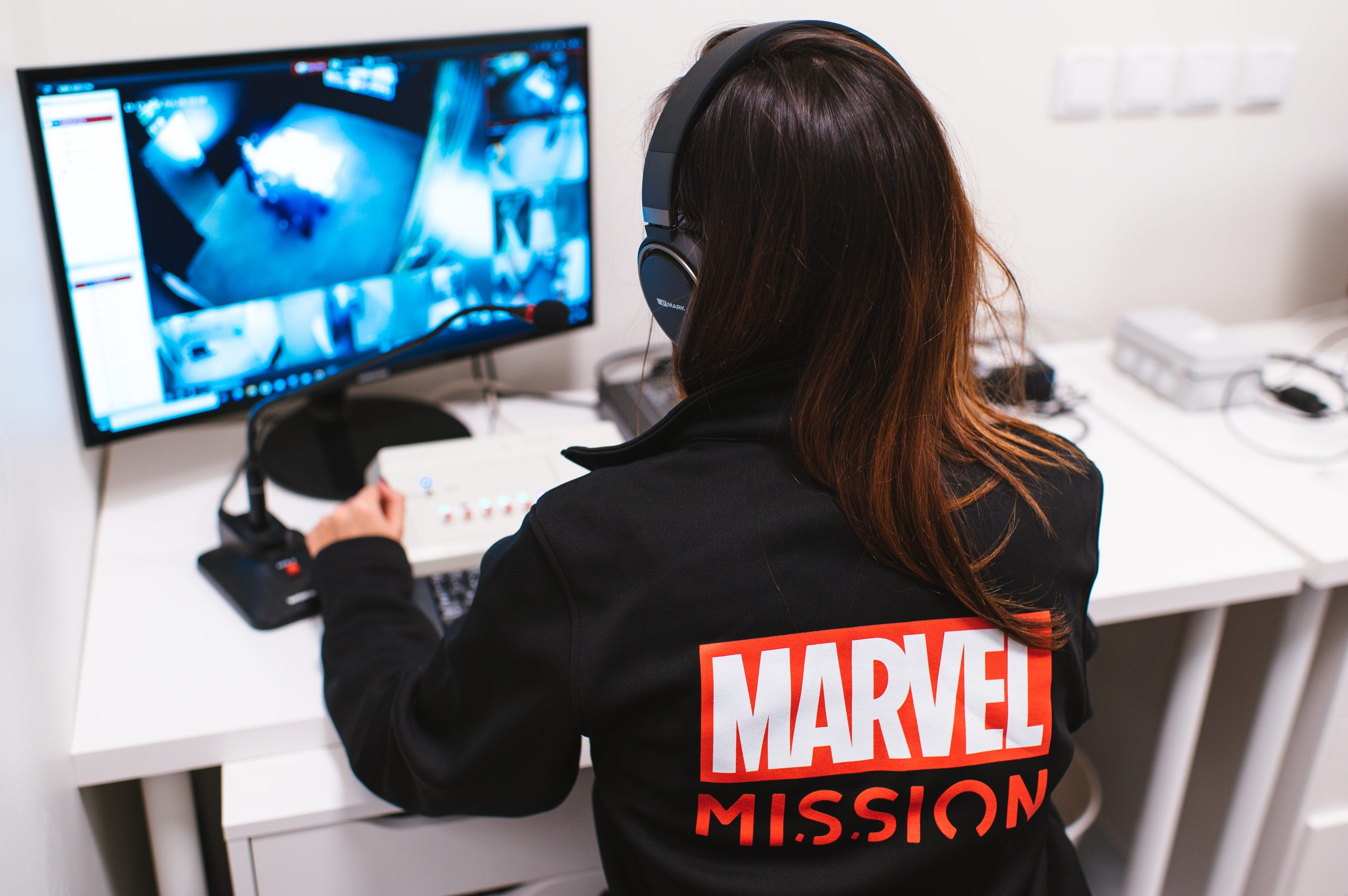 MARVEL MISSION – MARVEL
