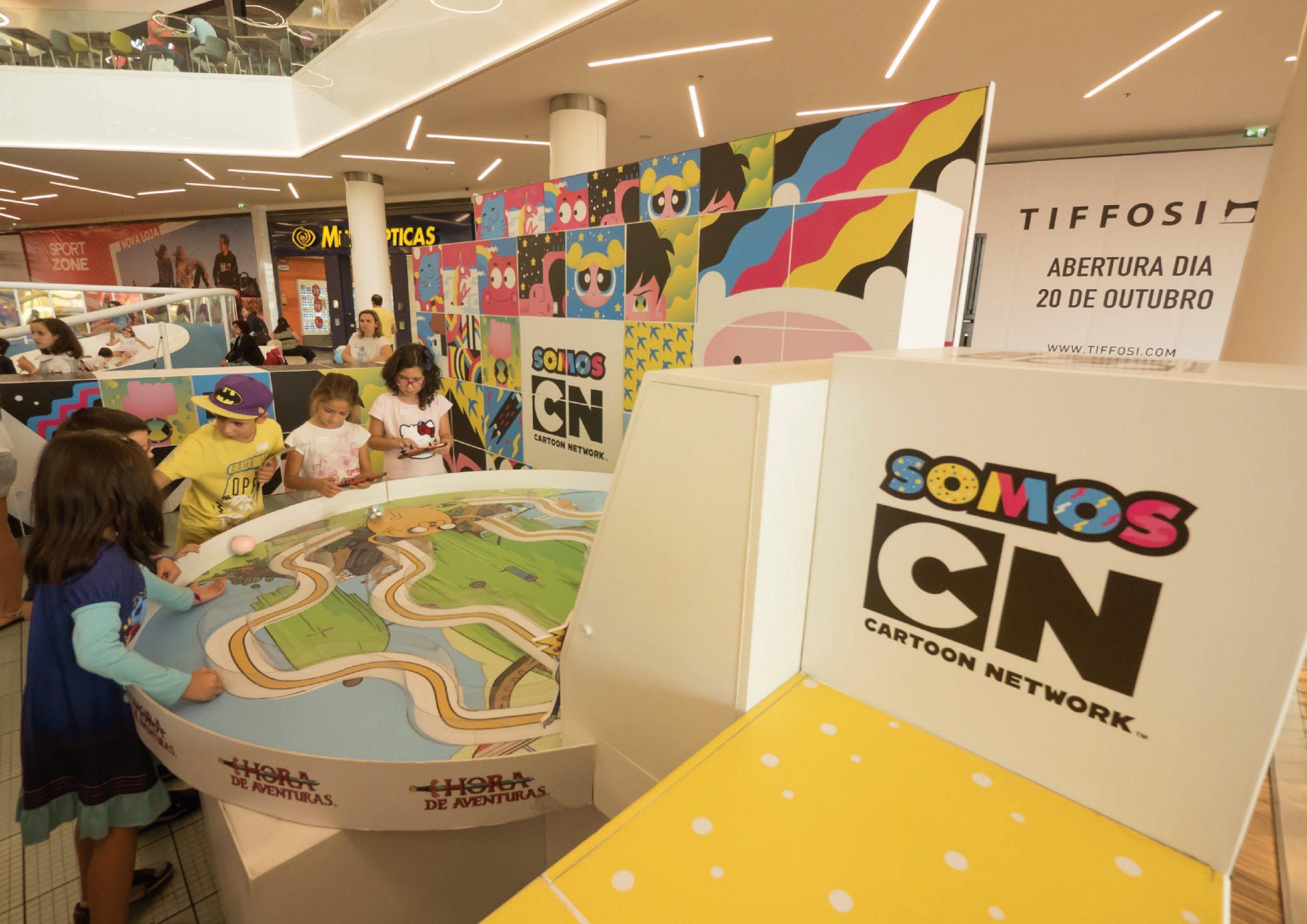 SOMOS CARTOON TOUR – WARNER