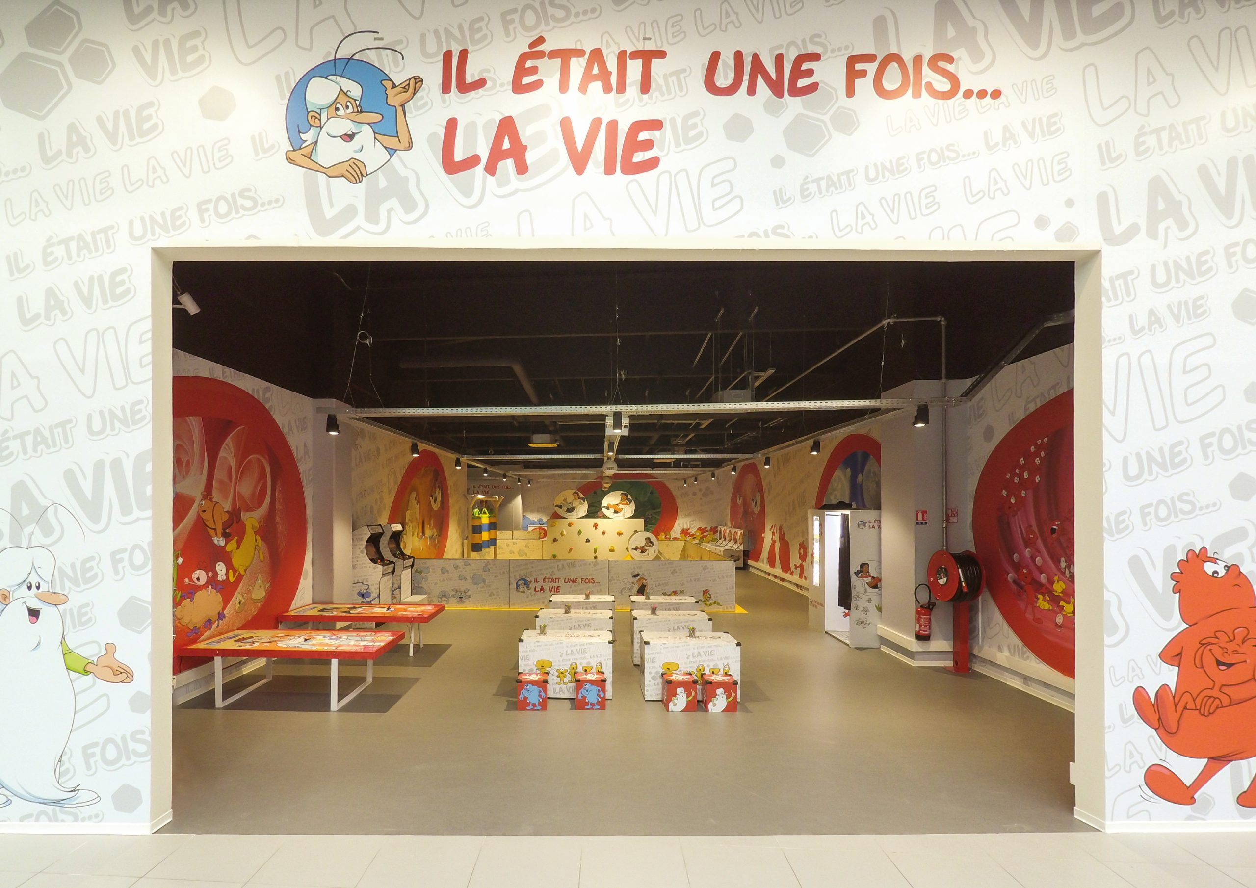 ONCE UPON A TIME… LIFE EXHIBITION – HELLO MAESTRO