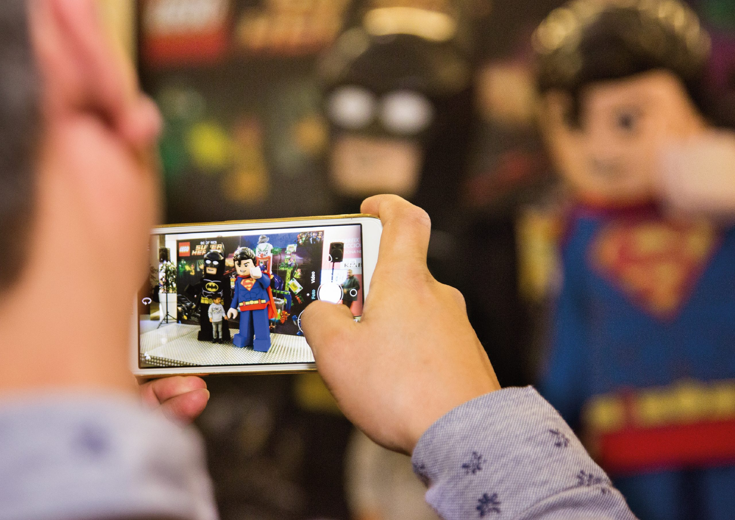 LEGO® SUPER HEROES EVENT – LEGO®