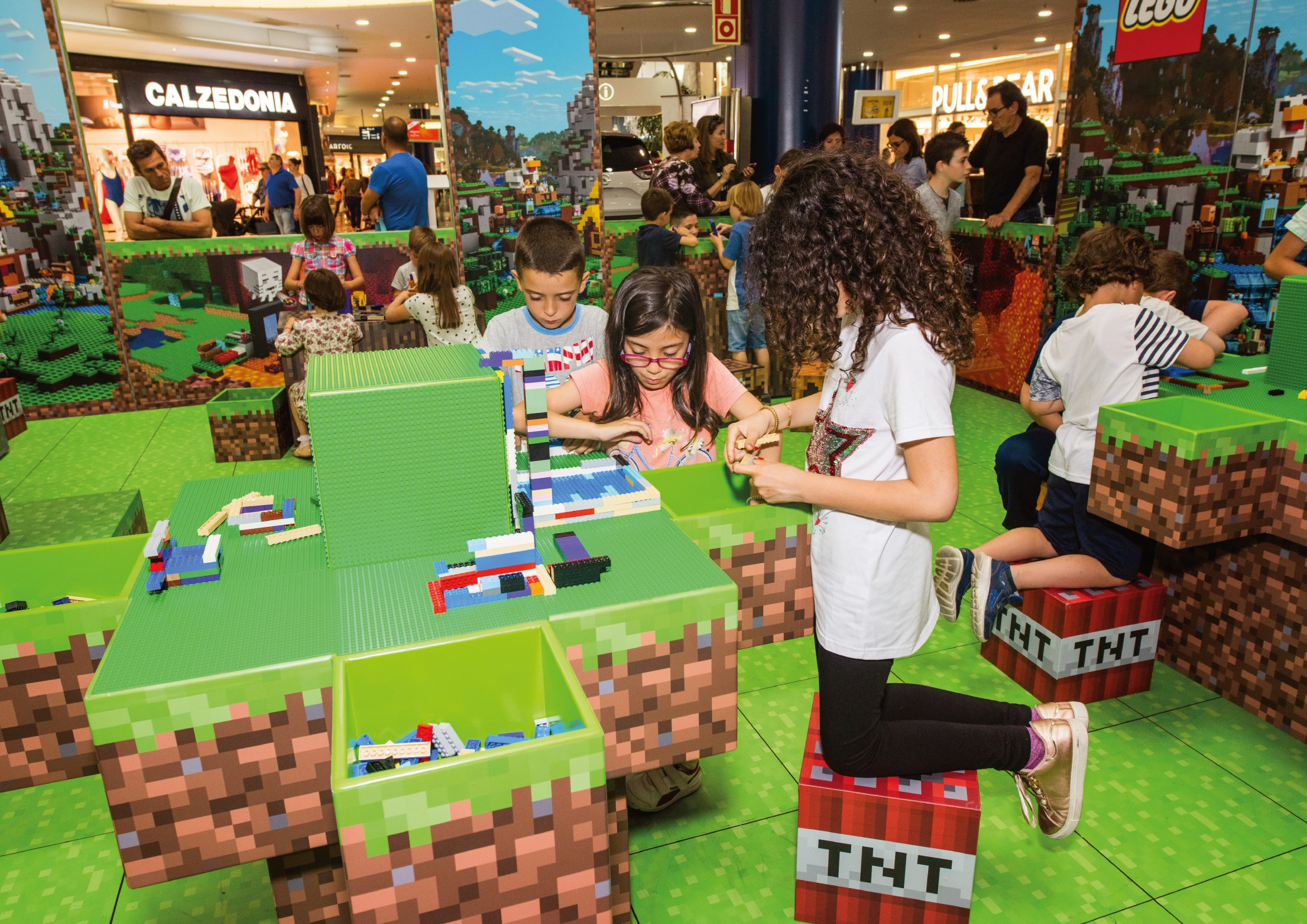 LEGO® MINECRAFT EVENT – LEGO®
