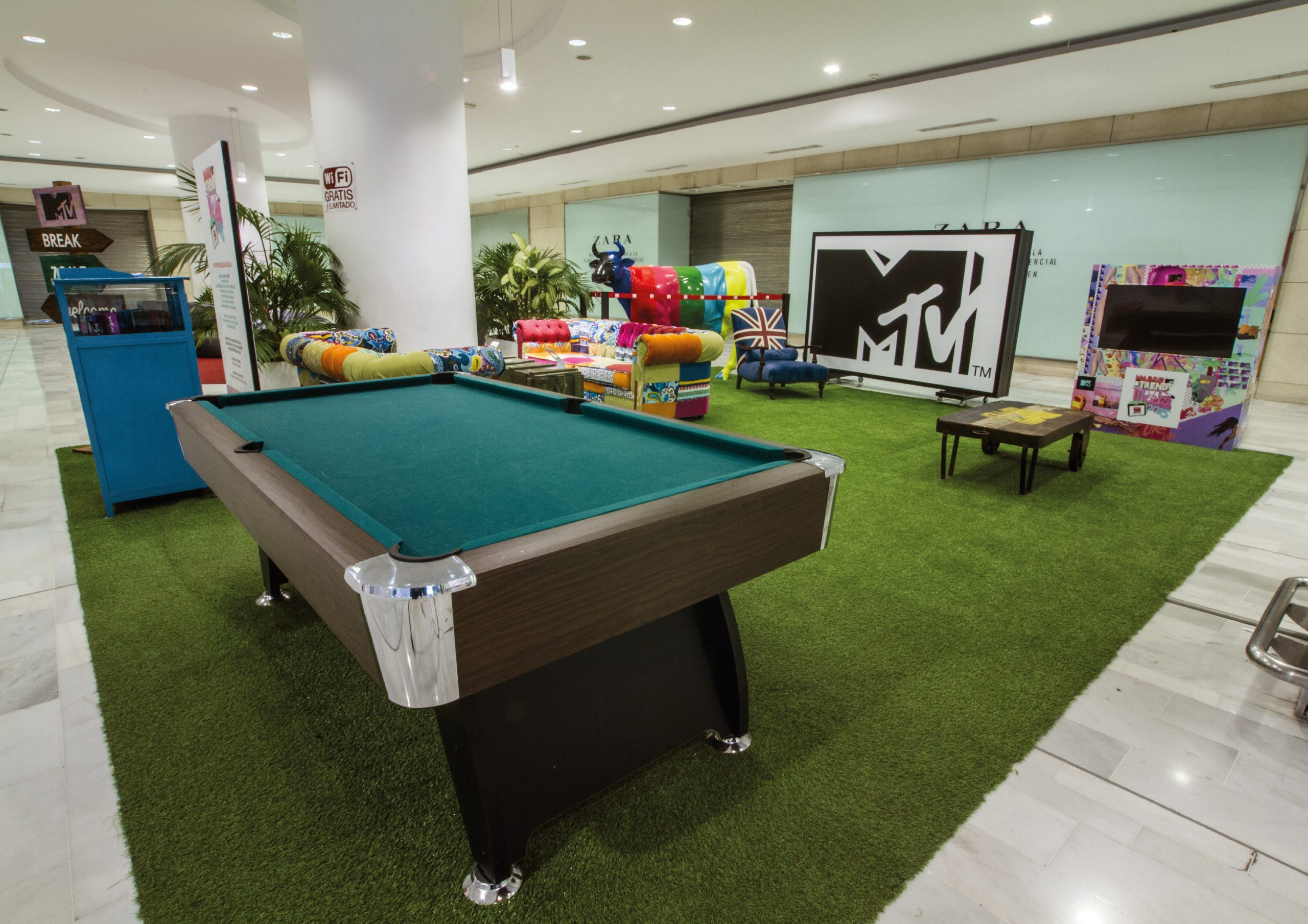 MTV TRENDY WEEK – VIACOMCBS
