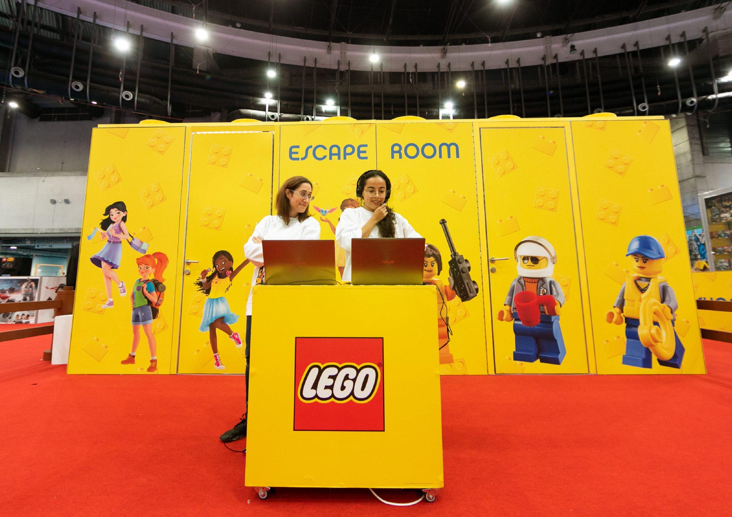 LEGO® ESCAPE ROOMS – LEGO®