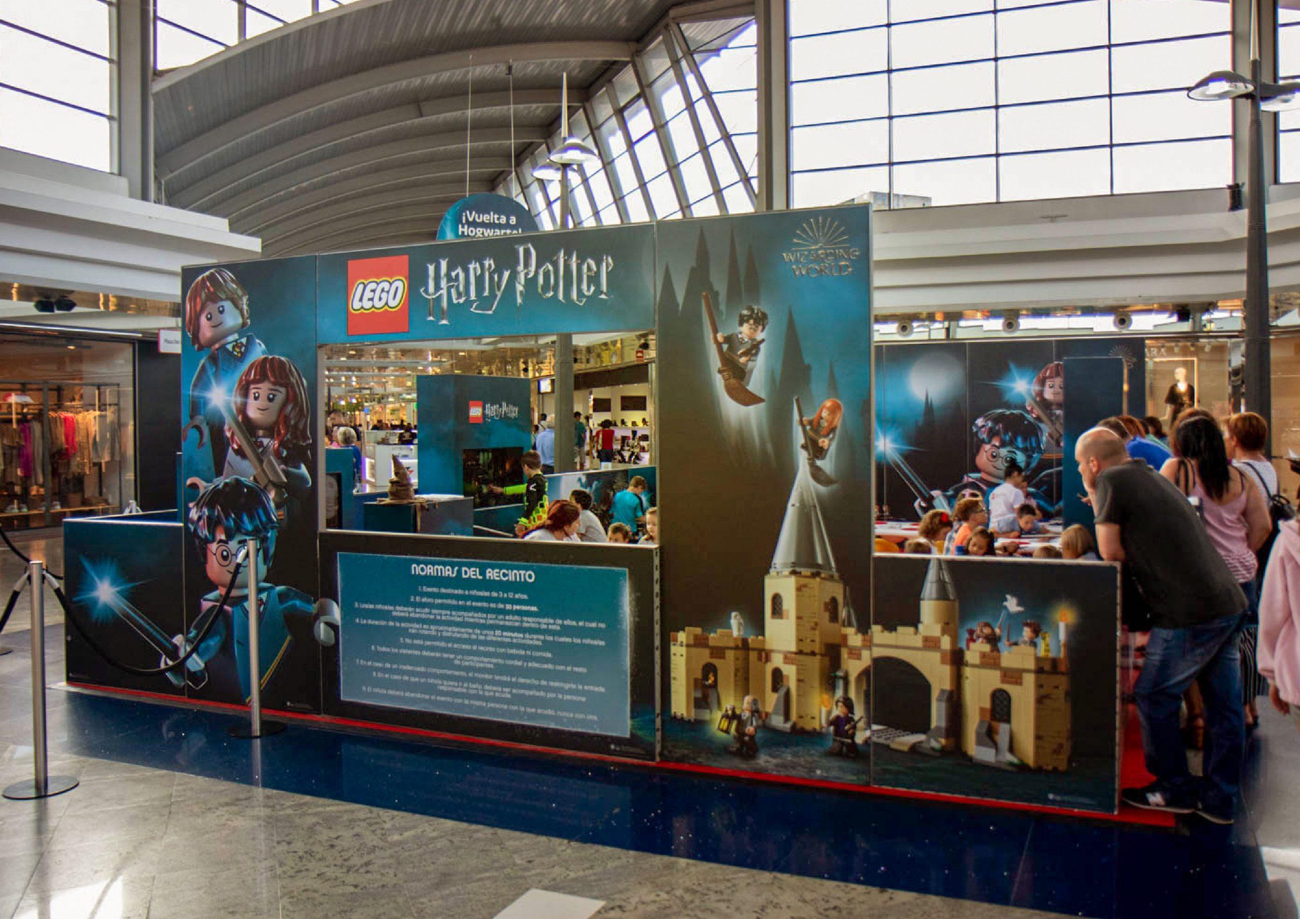 LEGO® HARRY POTTER EVENT – LEGO®